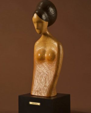 Bust or Partial Form Female Sculpture