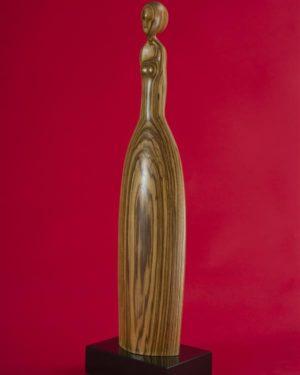Exotic Wood Sculpture